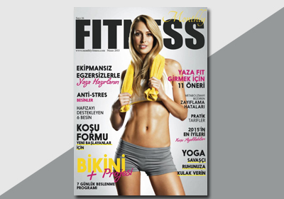Monthly Fitness / Nisan 2015