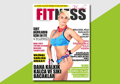 Monthly Fitness / Eylül 2014