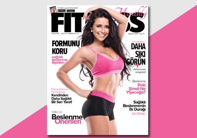 Monthly Fitness / Ağustos 2016
