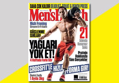 Men`s Health / Şubat 2016