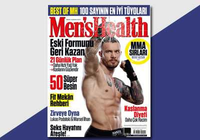 Men`s Health / Ocak 2016