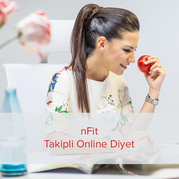 nFit Takipli Online Diyet